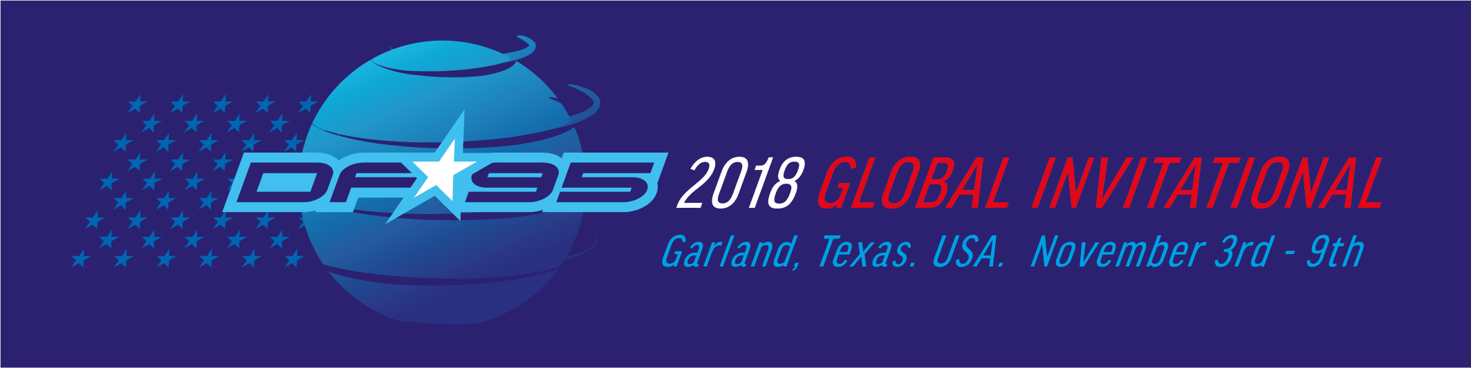 2018 DF95 Event Logo